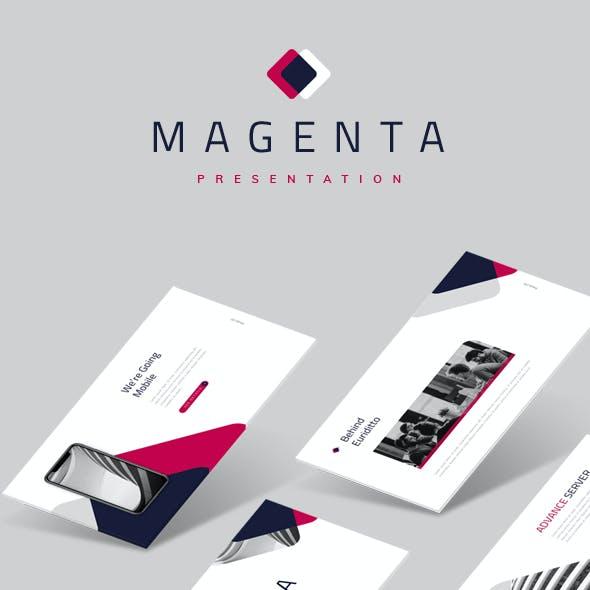 Magenta Keynote