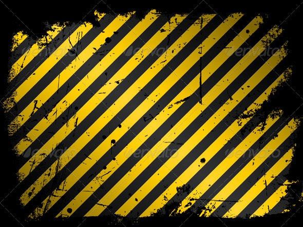 Grunge striped background - Backgrounds Decorative