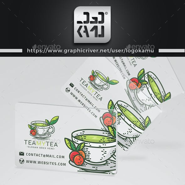 Tea Shop Logo