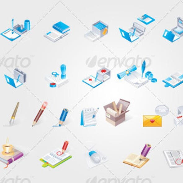 Office Icons Ver. 2