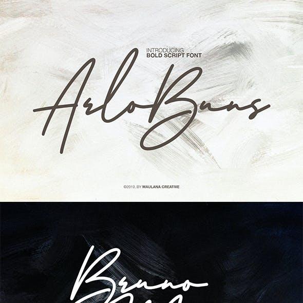 Arlobuns Signature