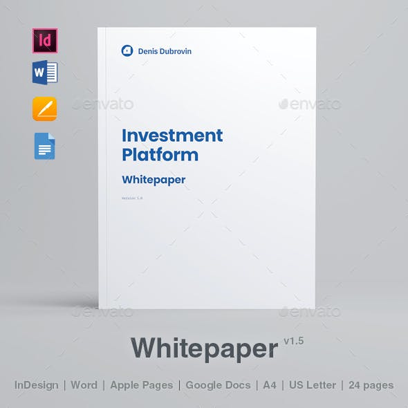 Whitepaper 24 Pages