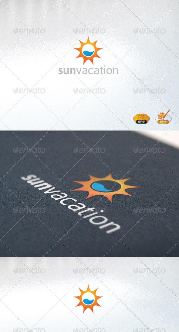 sunvacation - Nature Logo Templates