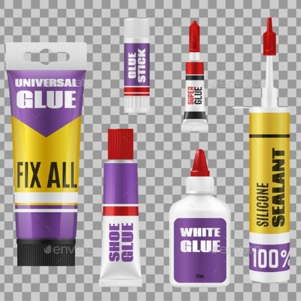 Adhesive Packages