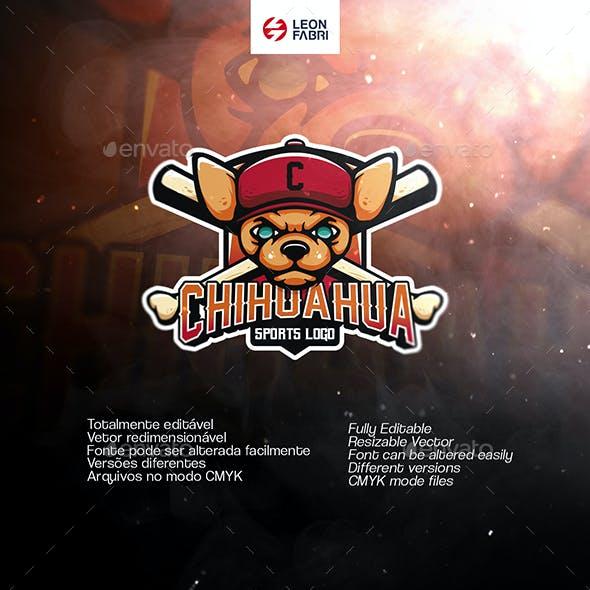 Chihuahua Sports Logo
