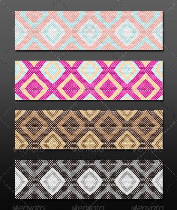 Snake Skin Patterns - Patterns Decorative