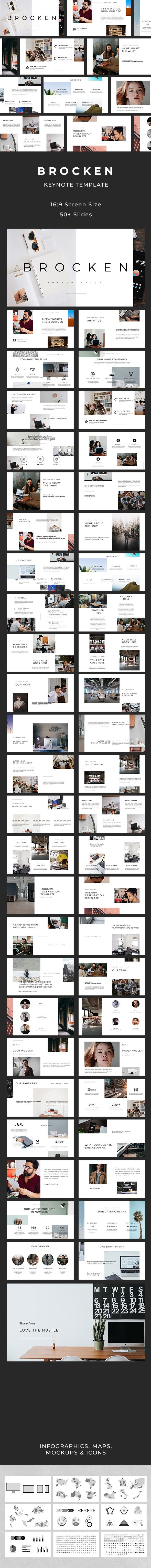 Business Keynote Template - Business Keynote Templates