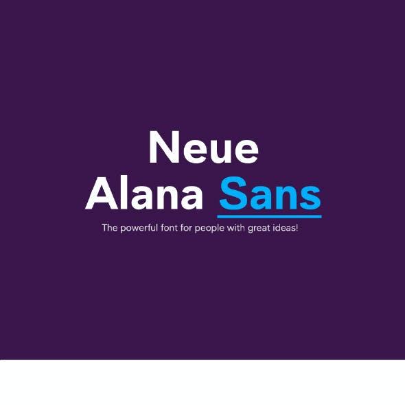 Neue Alana Sans Font