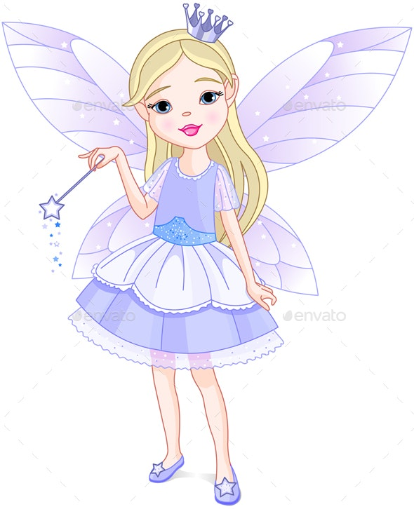 Little Fairy - Miscellaneous Characters