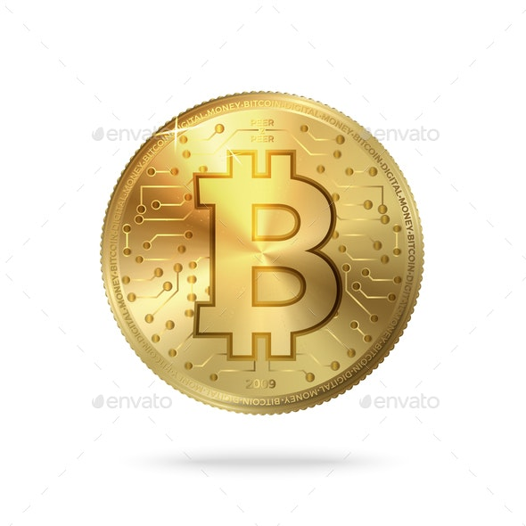 Vector Bitcoin - Concepts Business