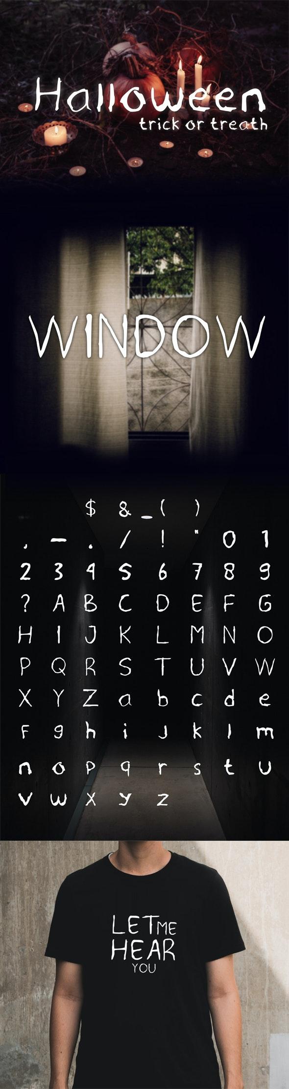 Halloween Nikov Fonts - Fonts