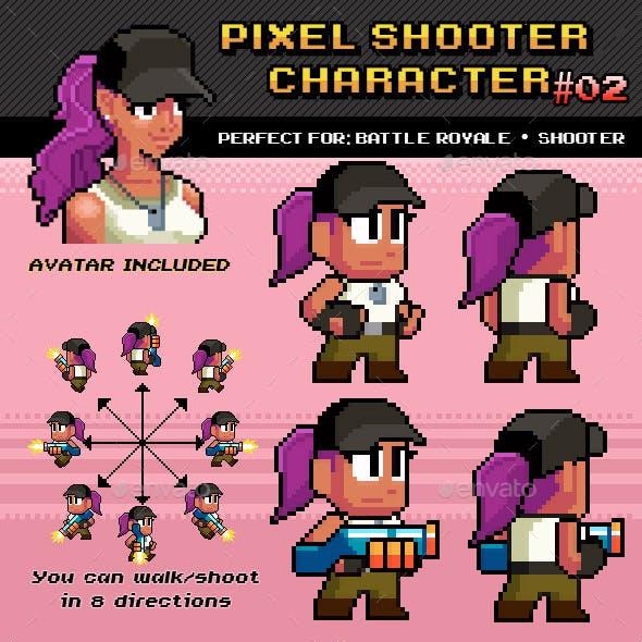 Pixel Art Sprites Graphics, Designs & Templates