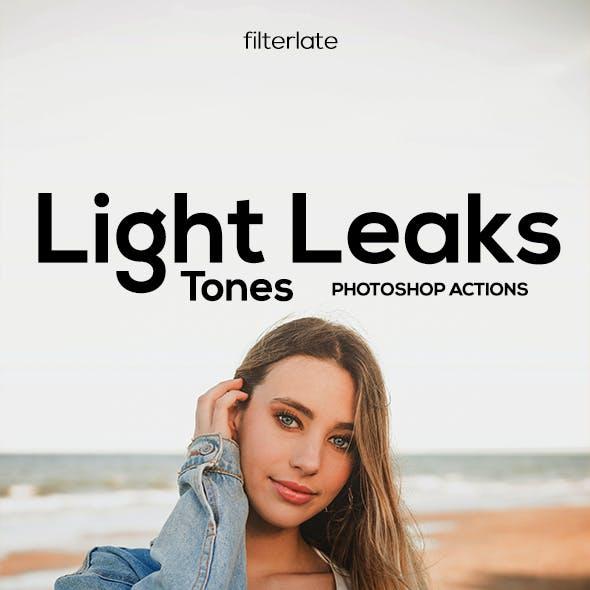 Light Leaks Tones