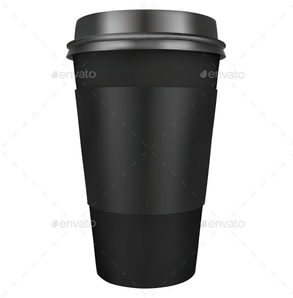 Coffee Cup - Food Objects