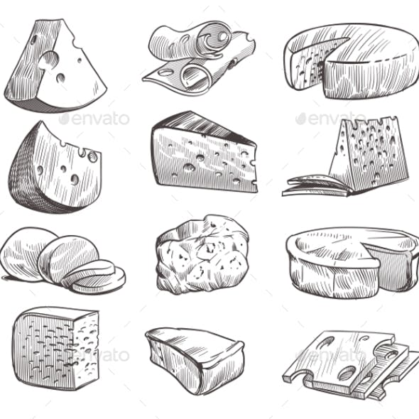 Sketch of Cheese