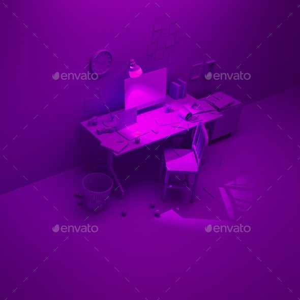 Website Hero - 3D Backgrounds
