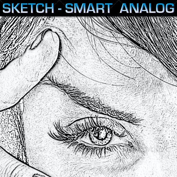 Sketch Smart Analog