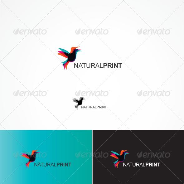 Natural Print - Animals Logo Templates