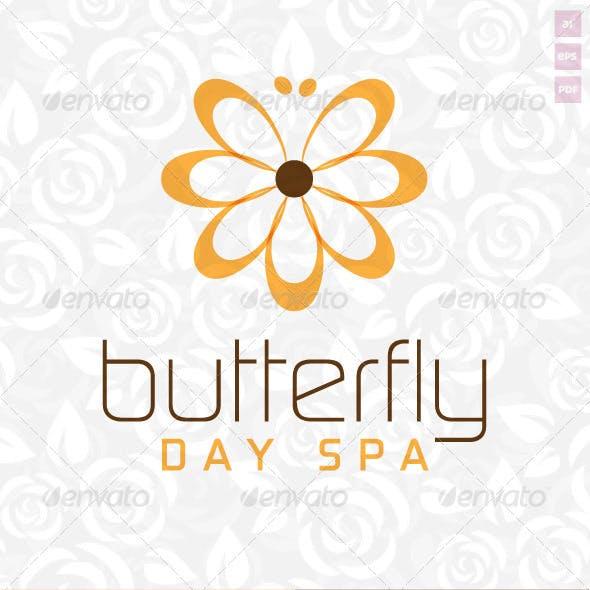Butterfly Day Spa Logo