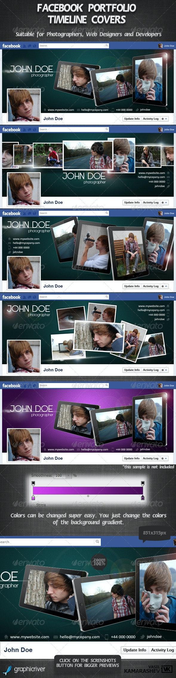 Facebook Portfolio Timeline Covers - Facebook Timeline Covers Social Media
