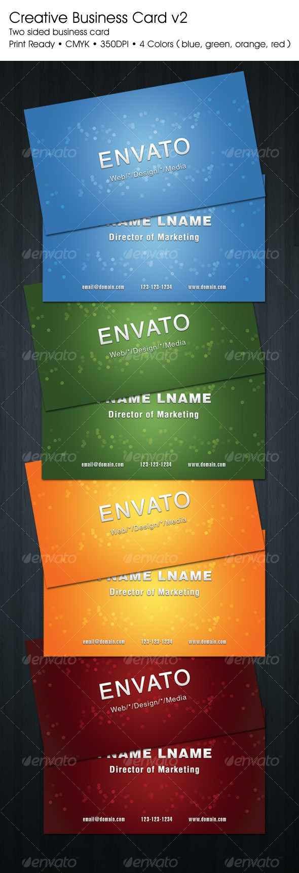 Creative Business Card v2 - Creative Business Cards