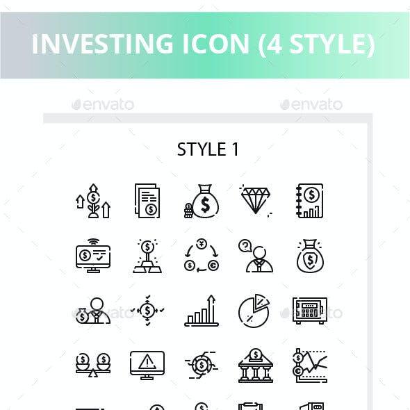 Investing Iconset