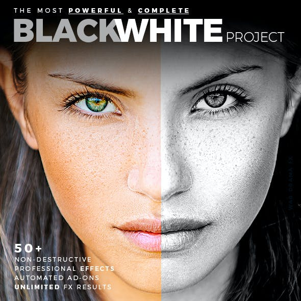 The Black & White Project