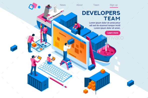 Engineer Team Container Development - Concepts Business
