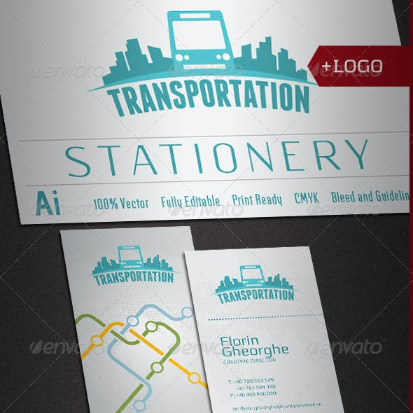Passenger Transportation Stationery