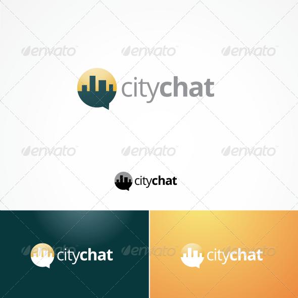 City Apart - Buildings Logo Templates