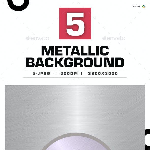 Metallic Background - 05 Designs
