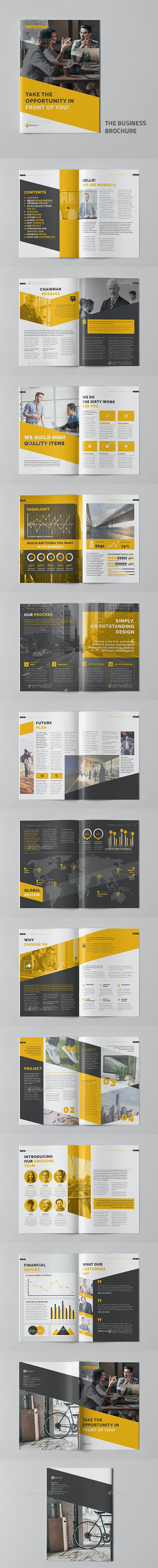 The Business Brochure - Corporate Brochures