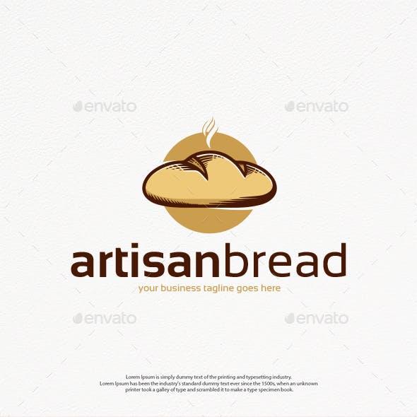 Artisan Bread Logo Template