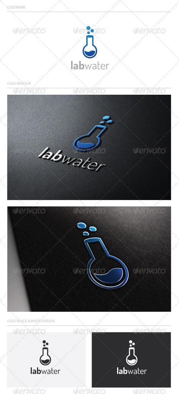 labwater - Nature Logo Templates