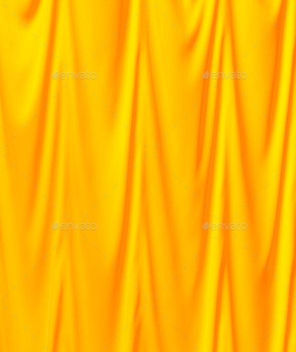 Plain Curtain - 3D Backgrounds