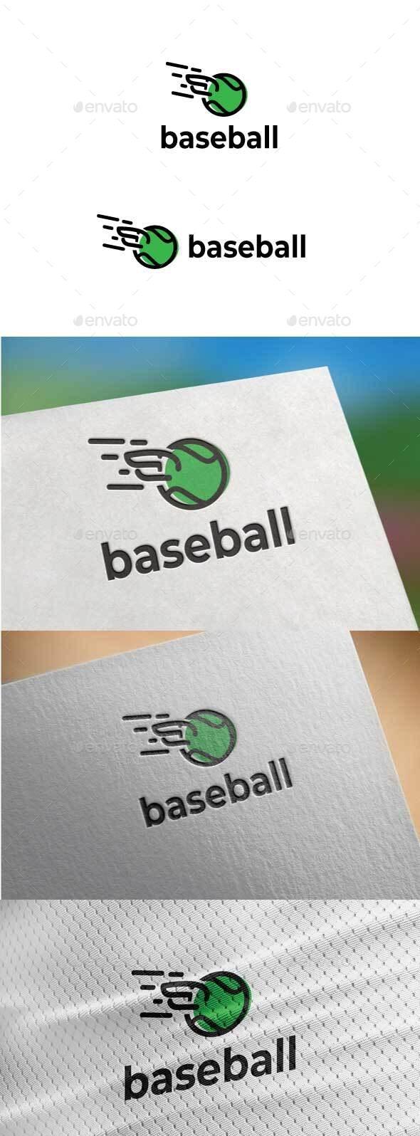Baseball Logo - Sports Logo Templates