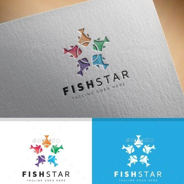 Fish Star Logo
