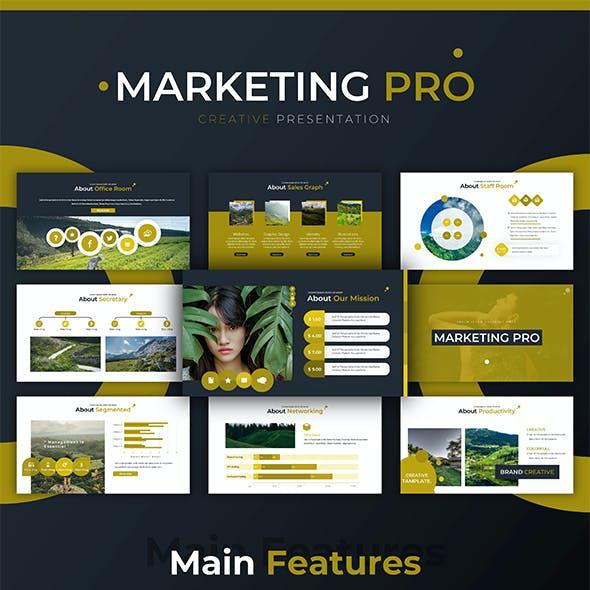 Marketing Pro Business Powerpoint