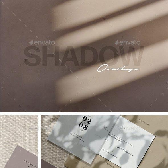 Shadow Play Photo Overlays