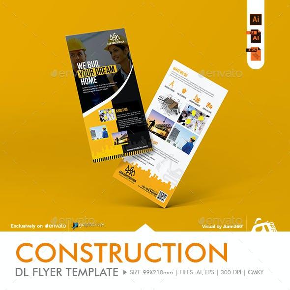 Construction DL Flyer