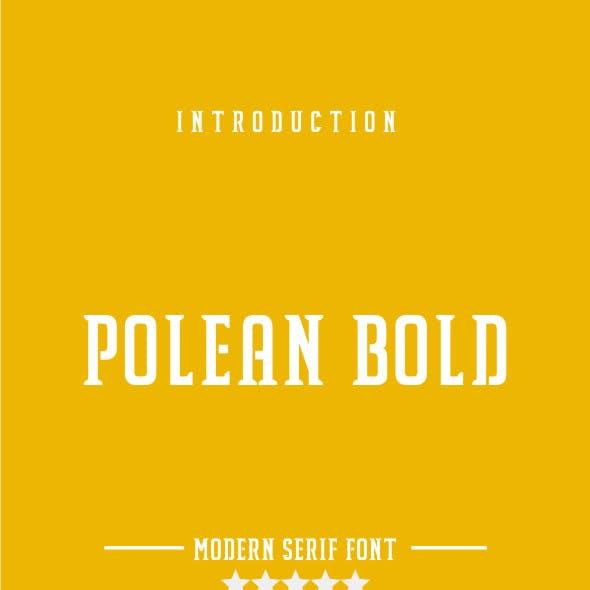 Polean Bold