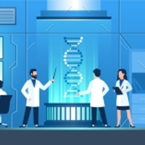 Science Researching Lab Biotechnology Genetic