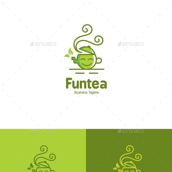 Happy Green Tea Logo