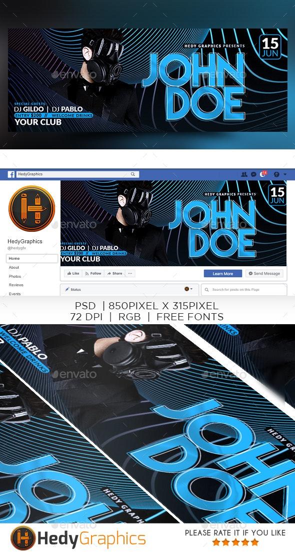 Guest Artist facebook Timeline - Facebook Timeline Covers Social Media