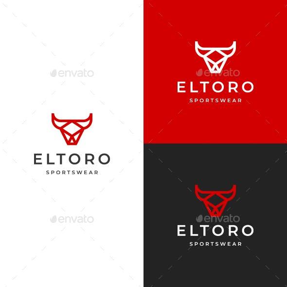 El Toro Bull Logo