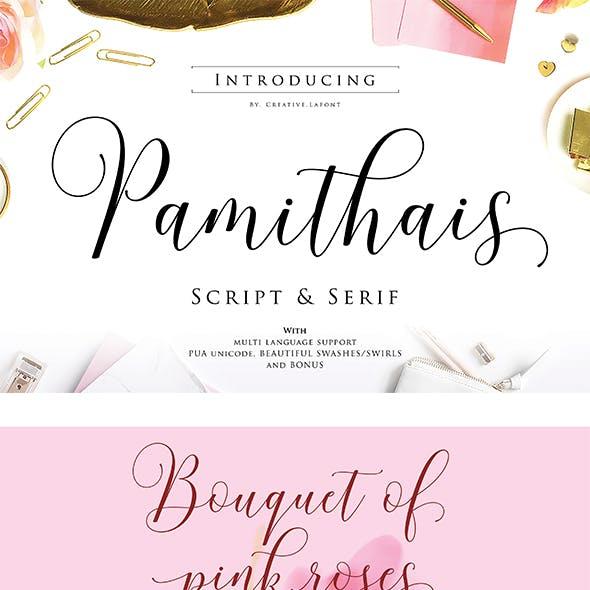 Pamithais Script