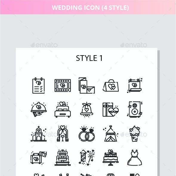 Wedding Iconset