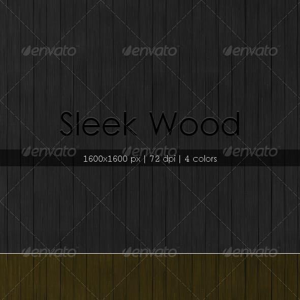 Sleek Wood