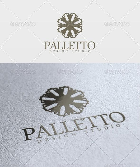 Palletto Logo - Vector Abstract
