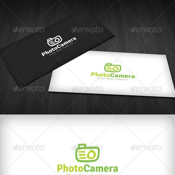Photo Camera Logo